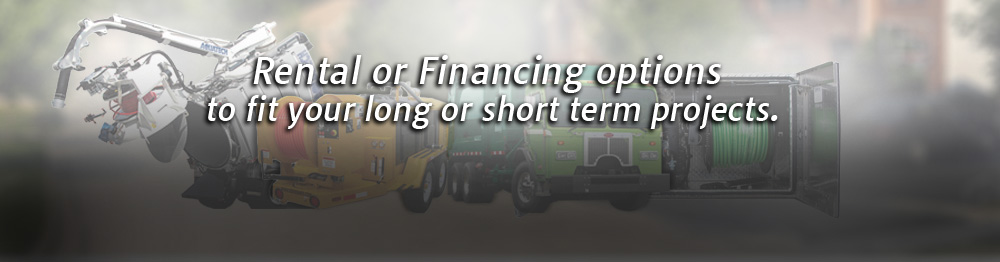 Municipal Equipment Financing and Leasing
