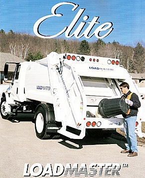 Trash Trucks For Sale >> Elite Loadmaster Refuse Trucks Garbage Trucks For Sale
